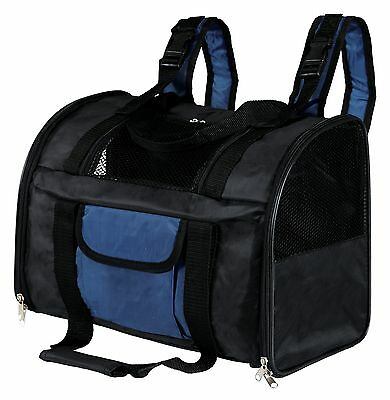 2882 Trixie Connor Backpack & Carry Bag For Carrying A Small Dog / Cat