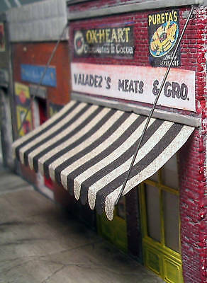 WINDOW AWNING S Model Detail Railroad Doll House FR203