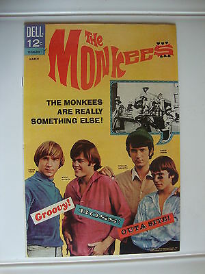 Monkees #1 F- Don't Jump