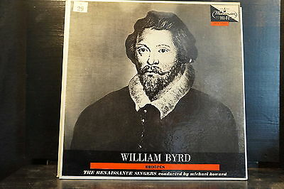 William Byrd - Motets / Howard/The Renaissance Singers