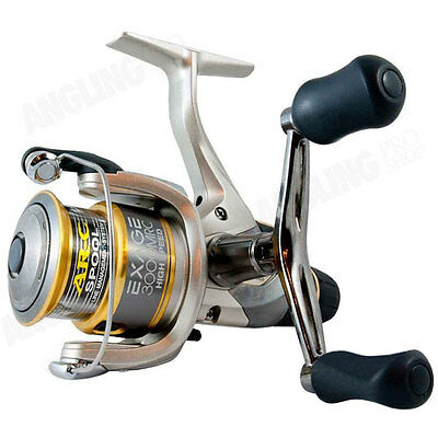 NEW Shimano Exage 3000 MHS RC Fishing Reel - EXG3000MHSRC