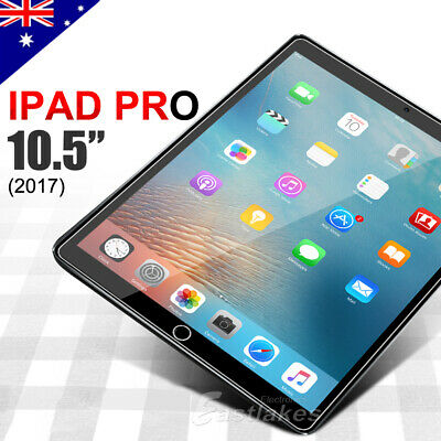 """Scratch Resist Tempered Glass Screen Protector for Apple iPad Pro 10.5"""" Retina"""