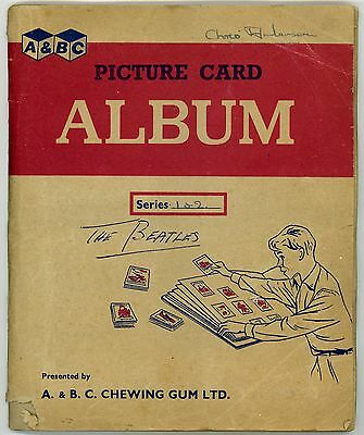Rolling Stones 1960s A&BC Chewing Gum Cards Set 1-40 Full Set