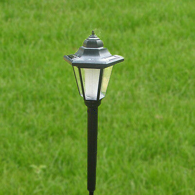 Solar LED Power Outdoor Path Light Spot Lamp Home Yard Garden Lawn Landscape