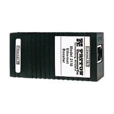 Inalp Patton CopperLink 2110/P Repeater 10/100Base-T(X) 200 m