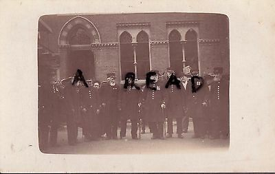 Soldier Group Royal Hospital Chelsea Pensioners Crimean War Veteran Canada