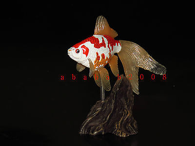 Takara Tomy Aquarium goldfish fish Revison Pt.1 figure - Comet (one Pcs)