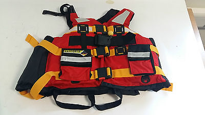 Safequip Rescue Pro PFD Personnel Flowtation Device XXXL (70kg+)