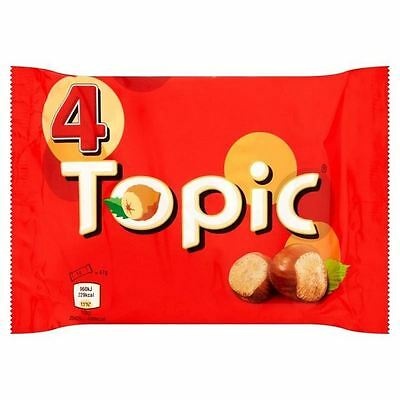 Topic Multipack 4 x 47g