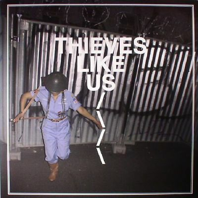 THIEVES LIKE US - Thieves Like Us - Vinyl (LP + insert)