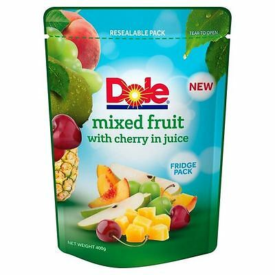 Dole Mixed Fruit In Juice 400g