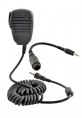 Cobra CM 330-001 VHF and GMRS Lapel Speaker Microphone Accessory