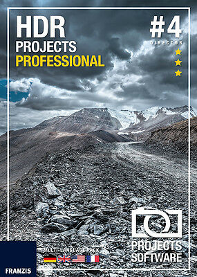 HDR projects professional #4 (Win & Mac)