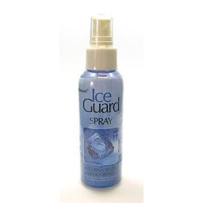 6x Ice Guard SPRAY Natural Crystal Deodorant 100ml