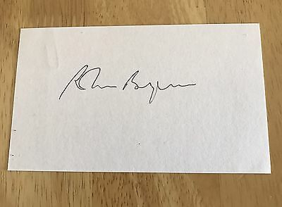 Robin Bynoe - West Indies & Barbados Autographed Card