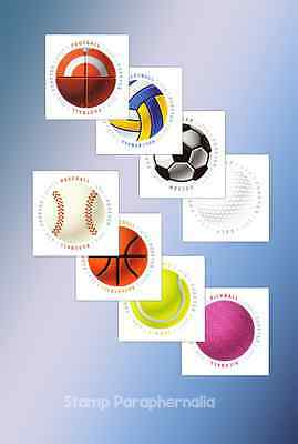 2017 Have a Ball set of 8 SINGLES