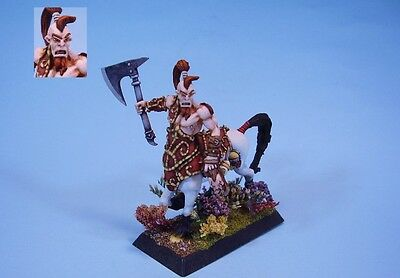 Confrontation painted miniature Centaur