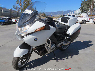 BMW R1200RT  2009 BMW R1200RT Touring Motorcycle Bike 1170 ccm 2 Cylinder 4 Stroke