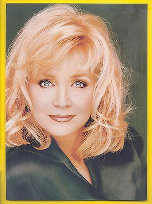 "Barbara Mandrell, Country Music Star in 2014 Magazine Clipping. ""Legends"""
