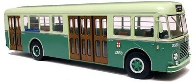 1:43 Autobus Collection  Fiat 411/1 Cansa ATMilano 1962