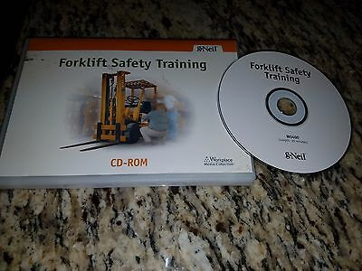 G-Neil Forklift Safety Training CD-Rom Workplace Media Collection