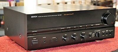 DENON PMA-880R CLASS A STEREO INTEGRATED HI-FI 75 W AMPLIFIER - Made In Japan