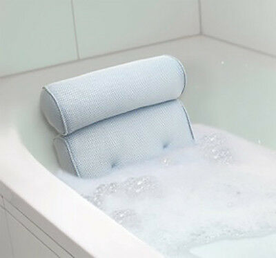 Home Bath Spa Comfort Neck Pillow Easy Clean Hygienic, Ventilation, Quick Dry