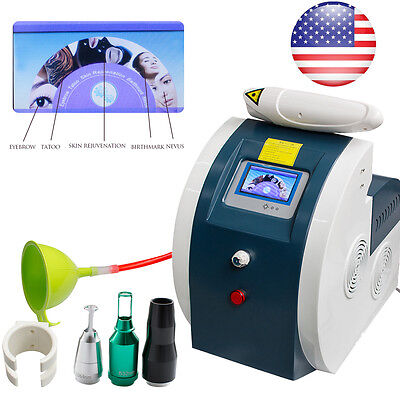 Tattoo Eyebrow Pigment Removal Remove Pigment Treatment Machine for Beauty Store
