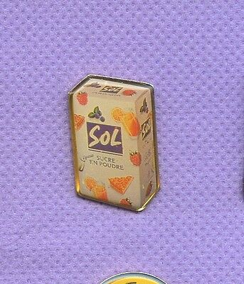 Pins Zucker  Sol  Sucre  Candy  At408
