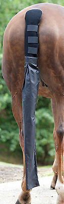 SHIRES tail GUARD WITH DETACHABLE tail BAG 1839 horse pony neoprene clean tail