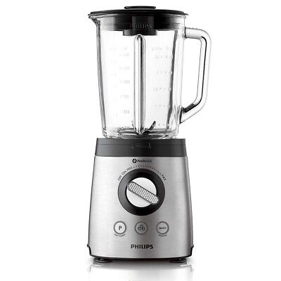 Philips Standmixer Smoothie Maker Avance Collection 2 L 900 W Silber HR2195/00
