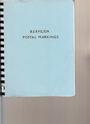Bermuda Postal Markings.  Guide To Cancels Etc