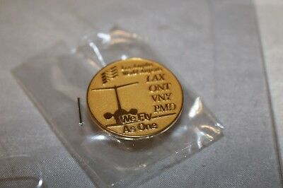 Los Angeles World Airports We Fly as One Collectors Pin