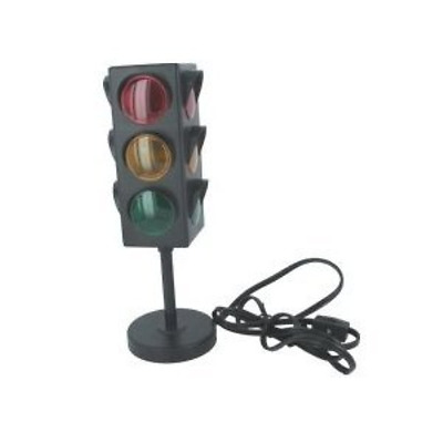 Hayes 15790 Traffic Light with Stand - 11 Inch
