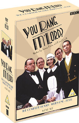 You Rang M'Lord: The Complete Series 1-4 (Box Set) DVD Box Set NEW