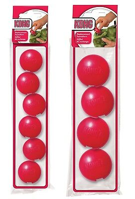 Kong Dog Toy Replacement Spare Squeakers Small / Large