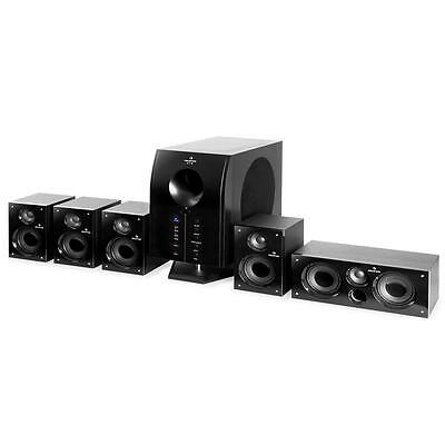 Equipo Altavoces Surround 5.1 Hifi Barra Sonido Home Cinema Cine En Casa Tv Dvd