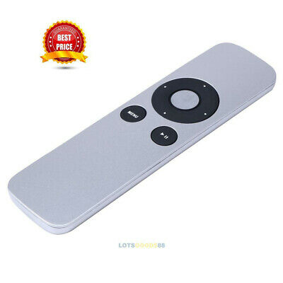 Universal Replacement Infrared Remote Control Compatible For Apple TV1 TV2/ TV3