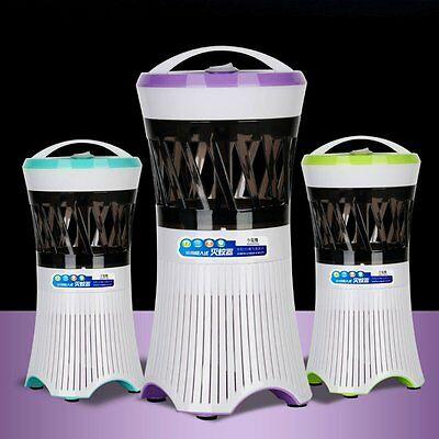 Light Catalyst LED Mosquito Repellent Lamp Electronic Mute Mosquito Control HT