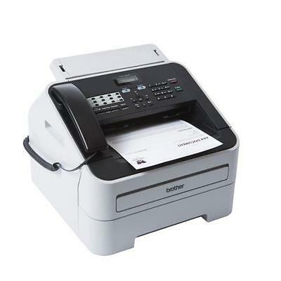 Fax Brother Laser 2845 A4 250Ff Adf Tel