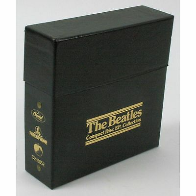 The Beatles 1992 Compact Disc EP Collection Box Set C2-15852 (USA)