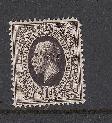 The Ideal Stamp - George V - Brown - International Stamp Ex.. - (1) - Cinderella