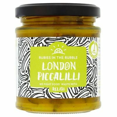 Rubies in the Rubble London Piccalilli 210g