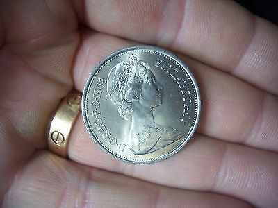 Top Grade Ten Pence  Dated 1968 Good House Clearance  Find