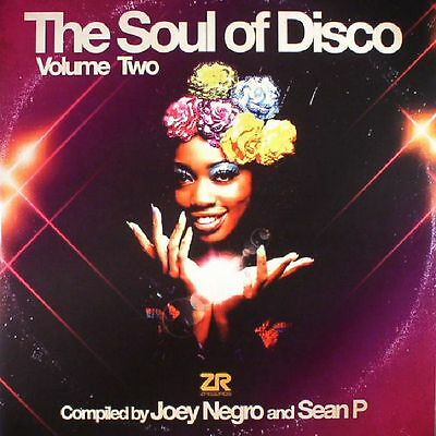 NEGRO, Joey/SEAN P/VARIOUS - The Soul Of Disco Volume 2 (Record Store Day 2017)