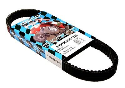 Dayco HPX Drive Belt for Polaris ATV without Engine Braking Replaces #3211077