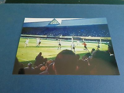 "BRADFORD PARK AVENUE  MATCH ACTION  Late 1960s  6""x4""  PHOTO REPRINT"