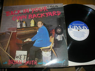 Bryan Smith Back In Your Own Backyard Easy Listening Piano Music Dansan 018 Nm