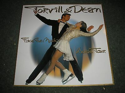Torvill & Dean Face The Music World Tour Tour Programme 1994 24 Pages