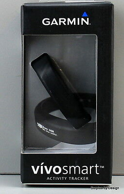 *NEW SEALED* GARMIN VivoSmart Activity Tracker / Large / Black